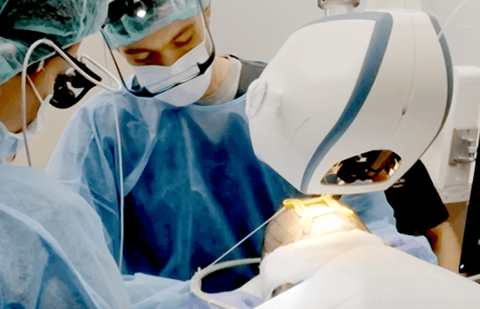 Human Assisted Rapid Robotic Transplant System.