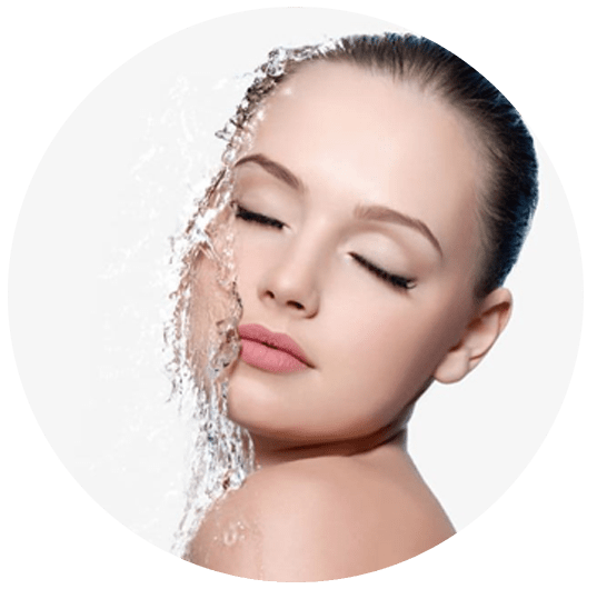 Skin Acne Scars